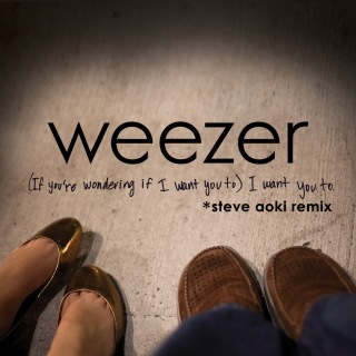 (If You're Wondering If I Want You To) I Want You To (Steve Aoki Remix)