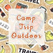 Camp Trip Outdoor -ゆったり自然を満喫する癒しのプレイリスト-