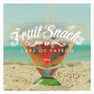 Fruit Snacks & Cups of Patron