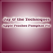 Apple Peaches Pumpkin Pie