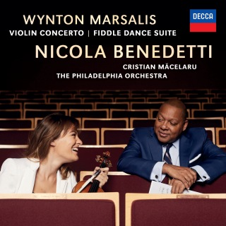 Marsalis: Fiddle Dance Suite: 2: As the Wind Goes