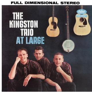 Kingston Trio At Large