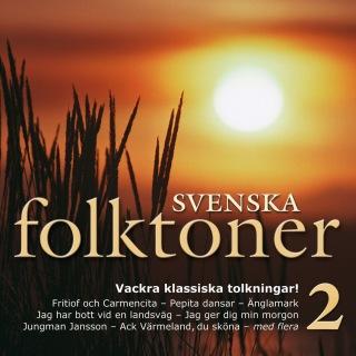 Svenska Folktoner Volym 1