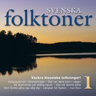 Svenska Folktoner Volym 2
