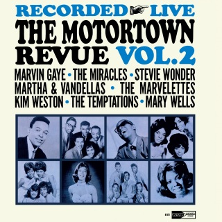 Recorded Live The Motortown Revue (Vol. 2)