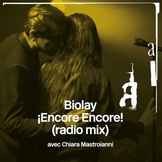 ¡Encore Encore! (Radio Mix) feat. Chiara Mastroianni