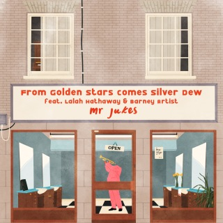 From Golden Stars Comes Silver Dew feat. Lalah Hathaway, Barney Artist