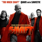 Too Much Shaft (with Saweetie) [From Shaft: Original Motion Picture Soundtrack]