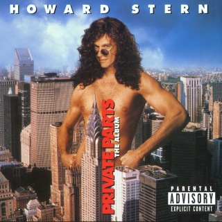 Howard Stern: Private Parts (The Album) [Music from and Inspired By the Motion Picture]