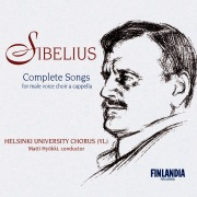 Sibelius: Complete Male Choir Works