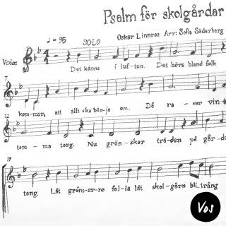 Psalm för skolgårdar