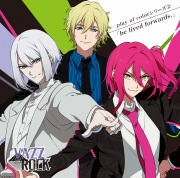 「VAZZROCK」play of colorシリーズ②「be lived forwards.」