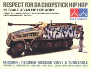DJ Tommy Respect 4 DA Chopstick Hip Hop