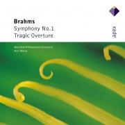 Brahms : Symphony No.1 & Tragic Overture  -  Apex