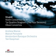 Vivaldi : Le quattro stagioni [The Four Seasons] & Oboe Concertos  -  Elatus