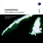Lamentations - Holy Week in Provence  -  Apex