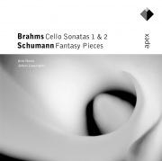 Brahms : Cello Sonatas - Schumann : Fantasy Pieces
