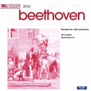 Ludwig van Beethoven: Sonatas for Cello and Piano  -  Ultima Series