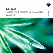 Bach: Sonatas And Partitas For Solo Violin Vol. 2