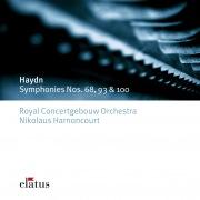 Haydn : Symphonies Nos 68, 93 & 100  -  Elatus