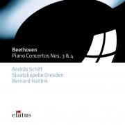 Beethoven : Piano Concertos Nos 3 & 4  -  Elatus
