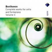 Ludwig van Beethoven : Complete Works for Cello and Fortepiano Vol. 3