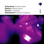 Schoenberg / Sibelius / Shostakovich / Puccini : Works for Strings