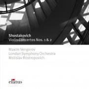 Shostakovich : Violin Concertos Nos 1 & 2  -  Elatus