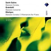 Bassoon Sonatas