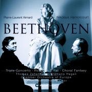 Beethoven: Triple Concerto, Choral Fantasia & Rondo
