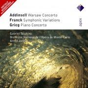 Addinsell, Franck & Grieg : Works for Piano & Orchestra  -  Apex