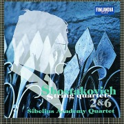 Shostakovich : String Quartets No.2 & No.6