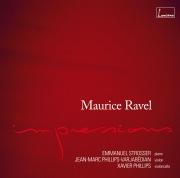 Ravel : Sonate pour violon, sonate pour violoncelle