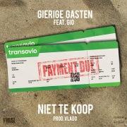 NIET TE KOOP feat. Gio