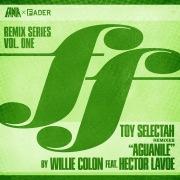 """Toy Selectah Remixes """"Aquanile"""""""