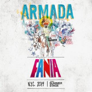 Armada Fania: N.Y.C. 2014 At Summerstage