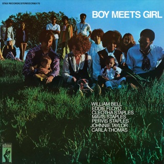 Boy Meets Girl: Classic Stax Duets