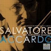 Capolavori Per Violino E Archi