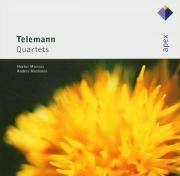 Apex: Telemann Quartets / Hortus Musicus