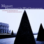 Mozart : Divertimenti for Wind Instruments