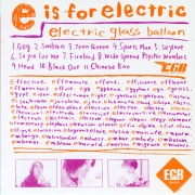e is for electric