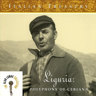 """Italian Treasury: Liguria, """"Polyphony Of Ceriana"""" - The Alan Lomax Collection"""