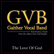 The Love Of God (Performance Tracks)