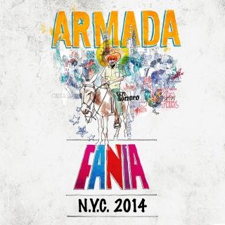 Armada Fania: NYC 2014