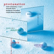 Schedrin * Gruner * Bloch * Jolivet: Trumpet Concertos