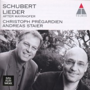 Schubert : Mayrhofer Lieder