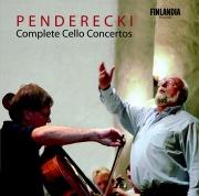 Penderecki : Complete Cello Concertos