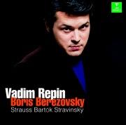 Strauss, Stravinsky & Bartók : Violin Sonatas