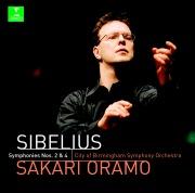 Sibelius : Symphonies Nos 2 & 4