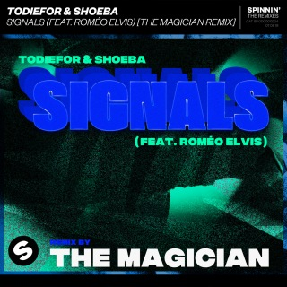 Signals (feat. Roméo Elvis) [The Magician Remix]